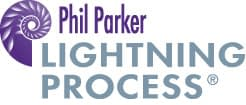 The Lightning Process (LP) Logo